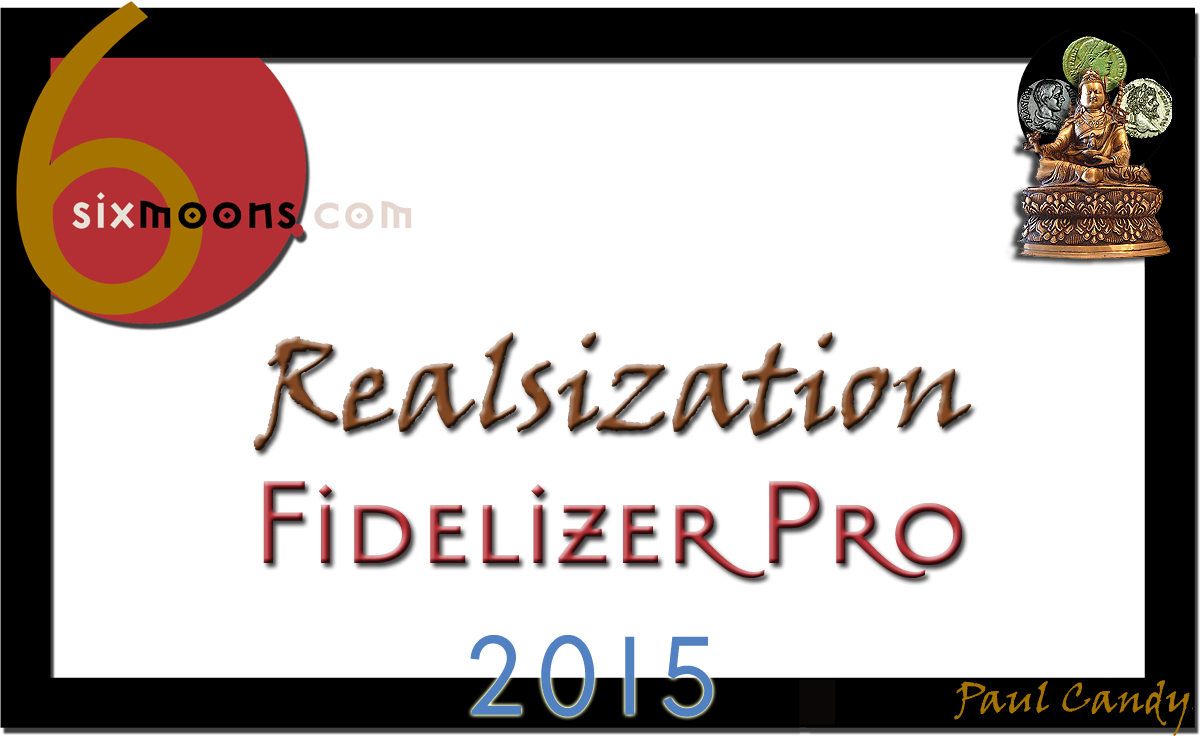 6moons Realsization Award 2015 for Fidelizer Pro
