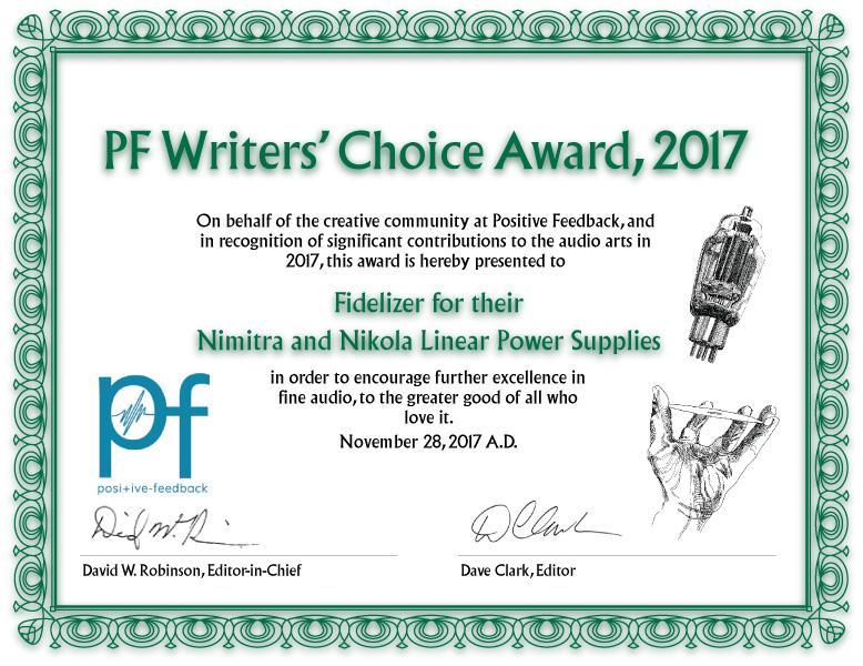 Nikola – Linear Power Supply | Fidelizer Audio