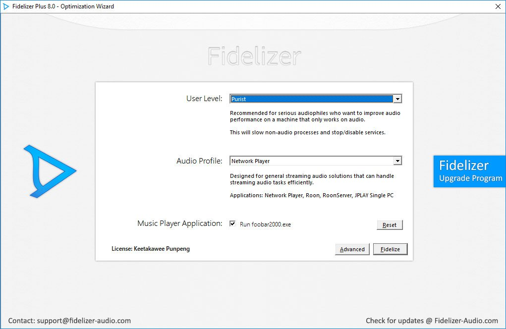 Fidelizer Plus