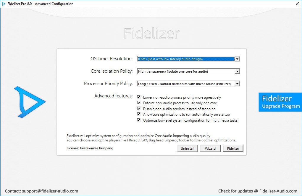 Fidelizer Pro